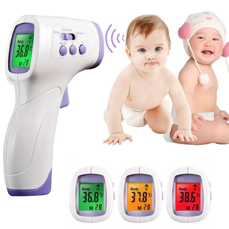 Рейтинг лучших детских термометров 2020—2021 года – от классики до инноваций