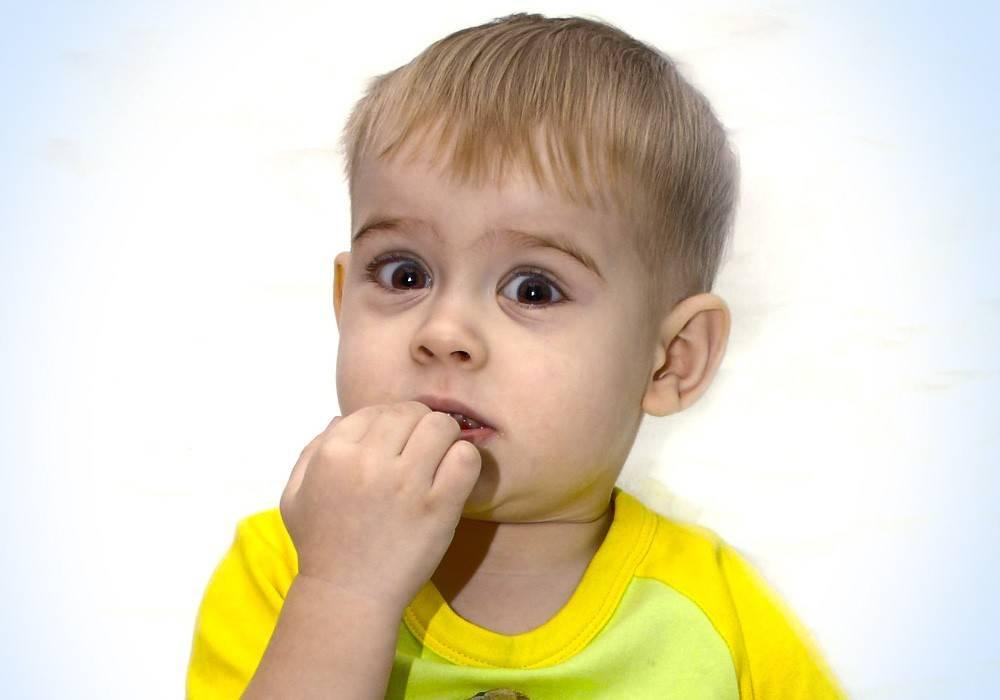 Е. комаровский: ребенок грызет ногти - что делать, как отучить грызть