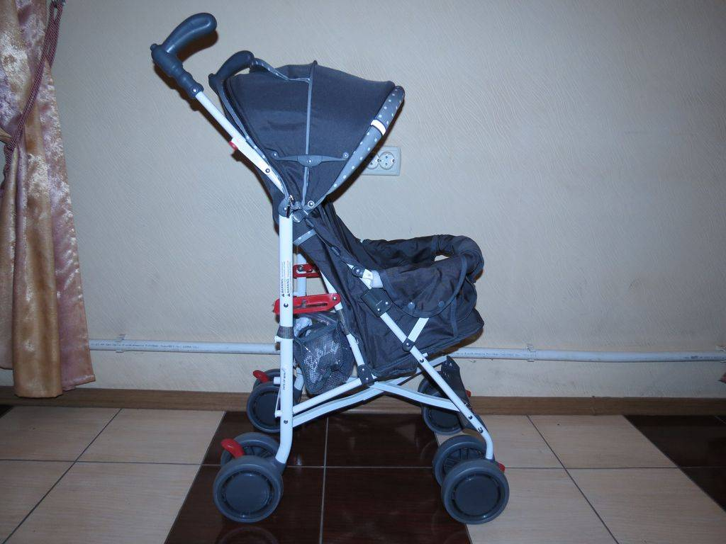 Особенности колясок Balu