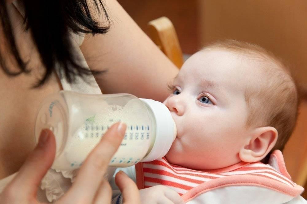 Безопасные способы, как перевести ребенка на коровье молоко и избежать аллергии | yamama