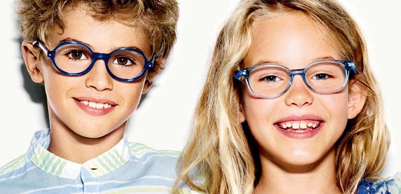 Как правильно подобрать очки для зрения ребенку?