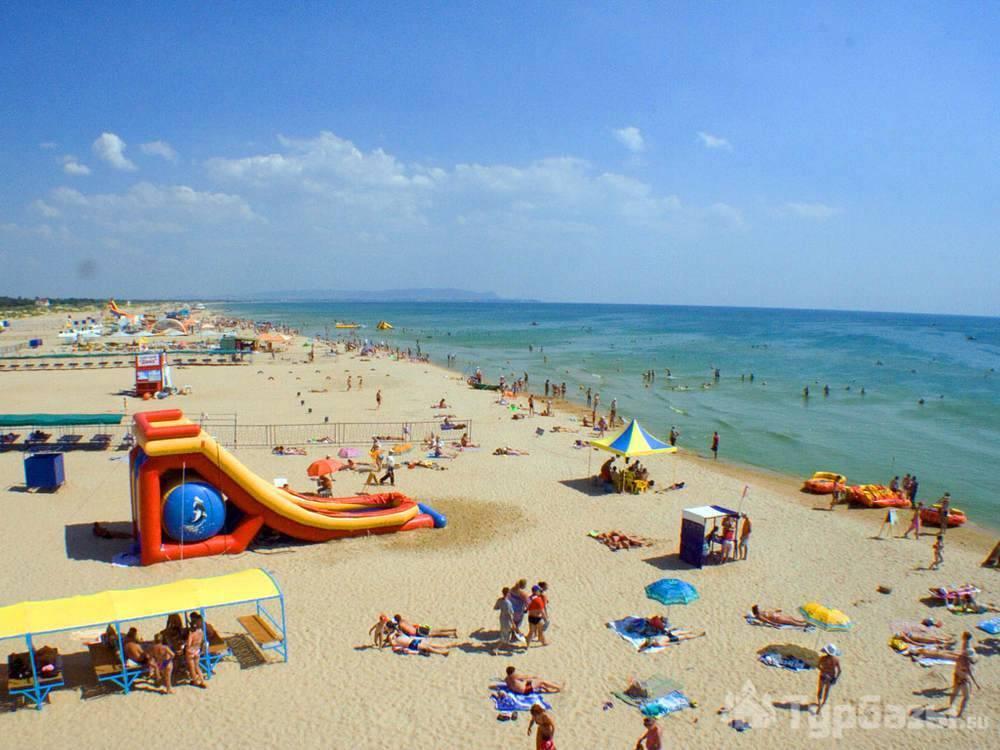 Где лучше отдыхать летом на азовском море с ребенком - ребёнок.ру - медиаплатформа миртесен