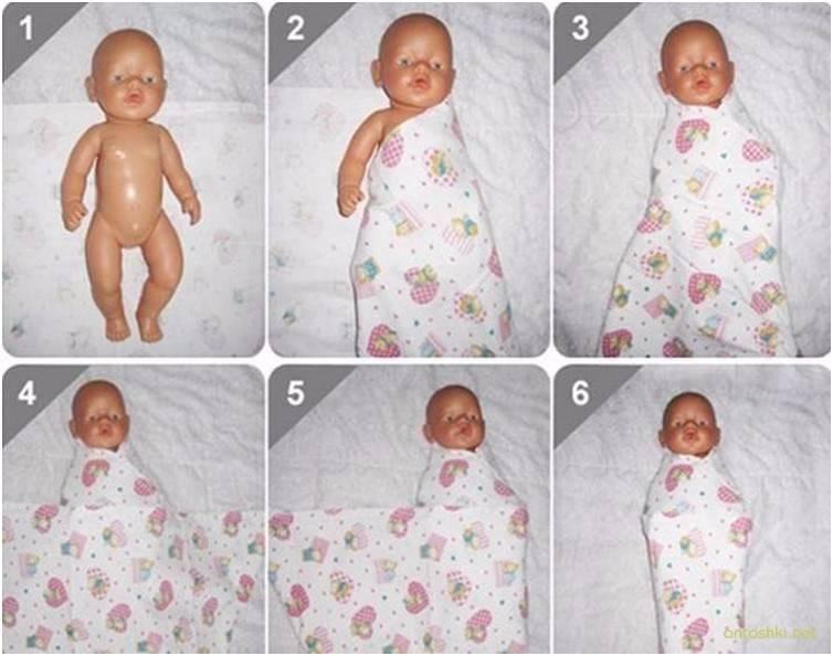 Новорожденный в жару меры безопасности
