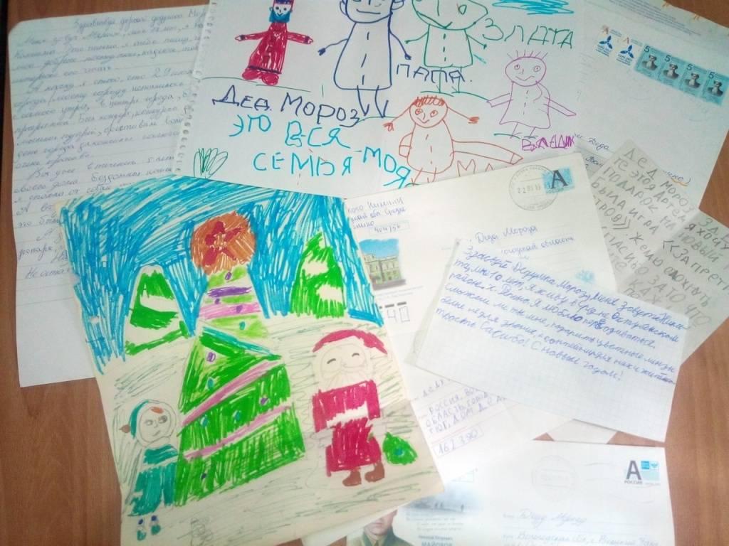 Как написать письмо деду морозу? шаблоны для писем и адрес деда мороза - игры, развитие и обучение детей от 3 до 7 лет