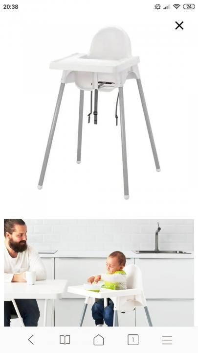 Детский стульчик для кормления ikea (15 фото и видео) - обзор моделей и отзыв