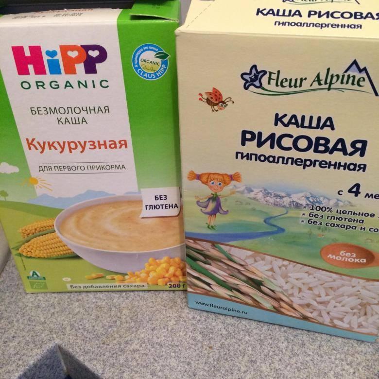 Безмолочные каши для первого прикорма: лучшие каши для детей с 4 месяцев при ив – рейтинг, рецепты каш для прикорма с 6 месяцев при гв