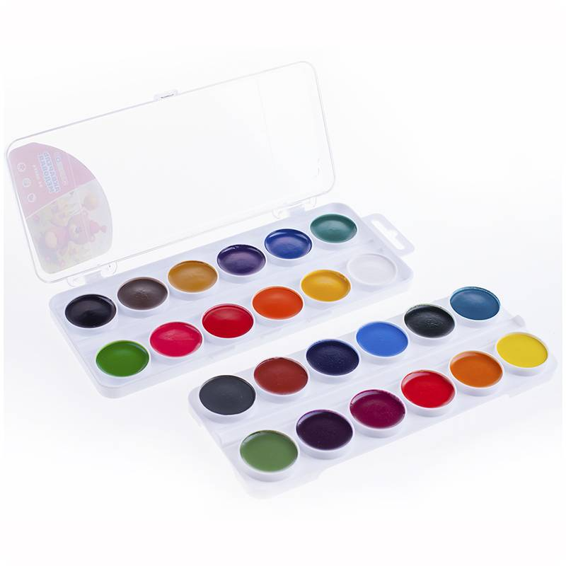 Основы рисования: правила цветовой палитры в живописи