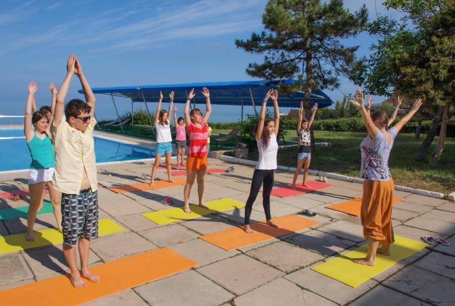 Летние лагеря для детей в краснодарском крае  2021 - купить путевку, бронирование бесплатно