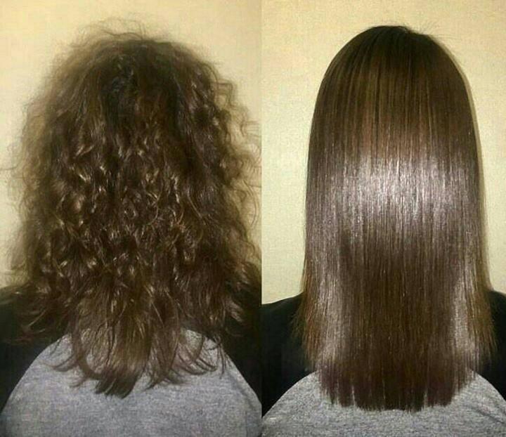 Кератиновое бразильское выпрямление волос: технология, особенности, «плюсы» и «минусы» — сеть салонов красоты naturel studio