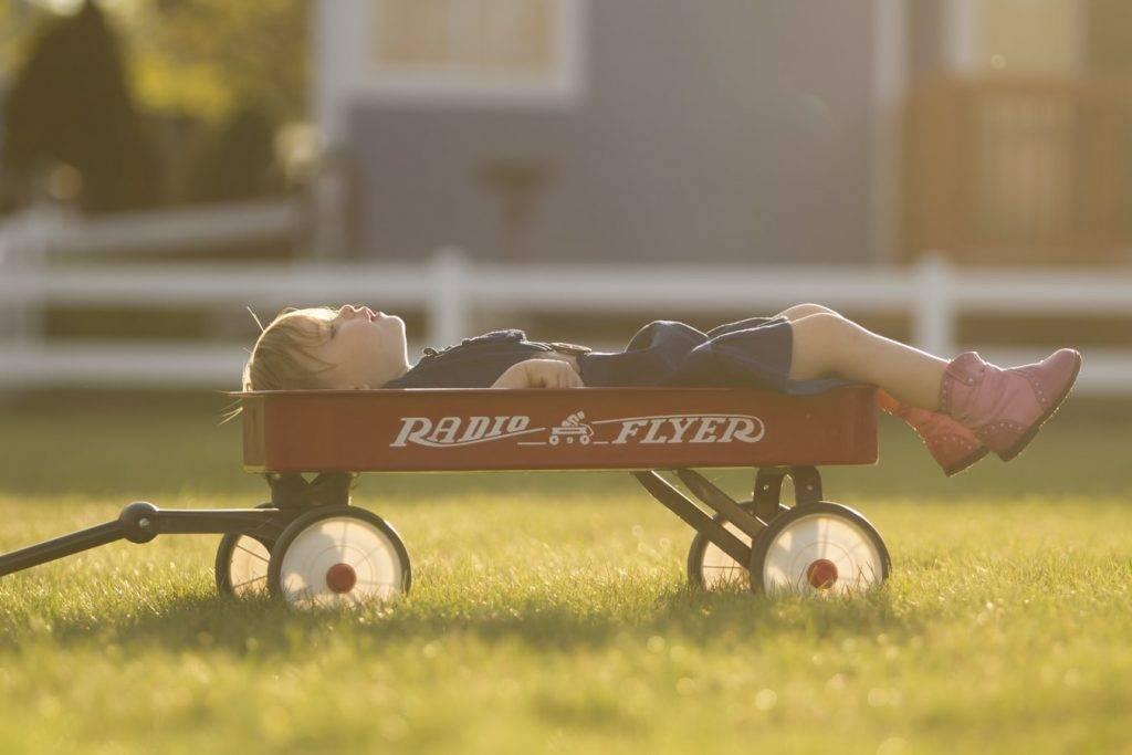 Почему ребенок ленивый?