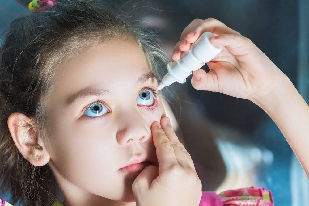 Почему постоянно возникает конъюнктивит у ребенка?