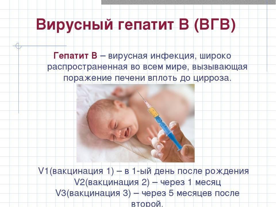 Вакцина гепатита в рекомбинантная дрожжевая