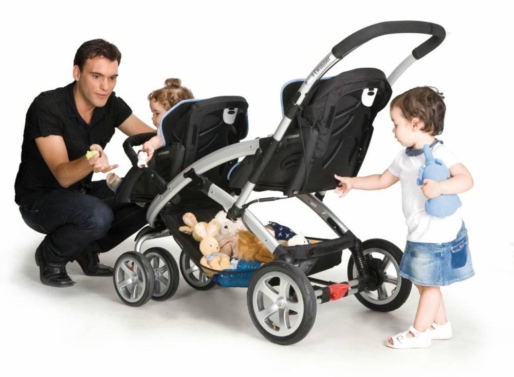 Какую выбрать коляску для двойни: рейтинг лучших, топ-7 популярных моделей и критерии выбора