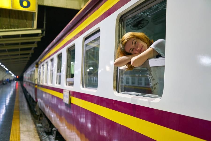 Путешествуем с ребенком на поезде - правила, советы и рекомендации