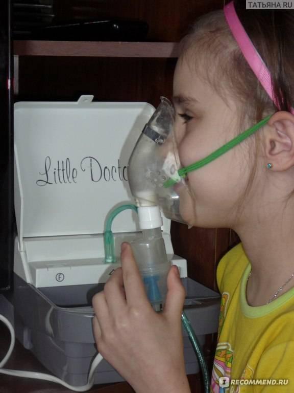 Сколько дней можно делать ингаляции с физраствором ребенку при насморке