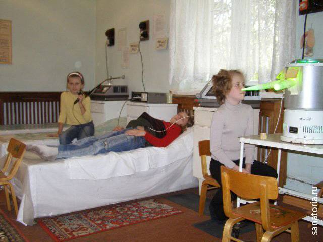 Евпаторийский детский клинический санаторий министерства обороны: семейный отдых с лечением в крыму