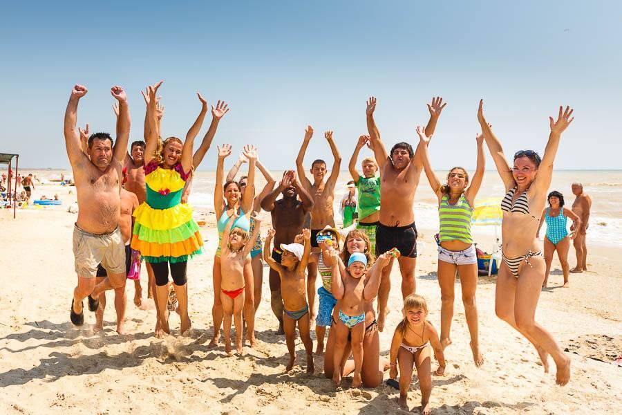 Азовское море в крыму: пляжи, отзывы