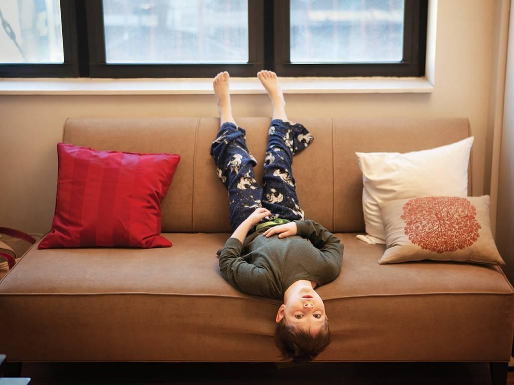 Ленивый ребенок - как бороться с детской ленью