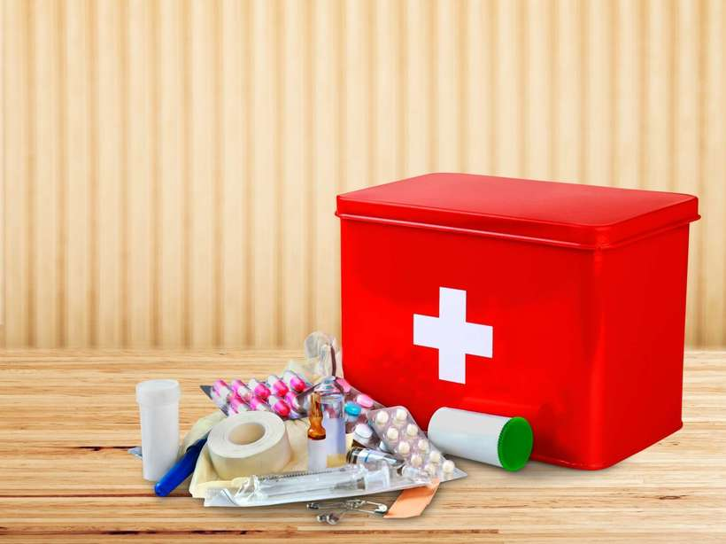 Как собрать детскую аптечку в дорогу?