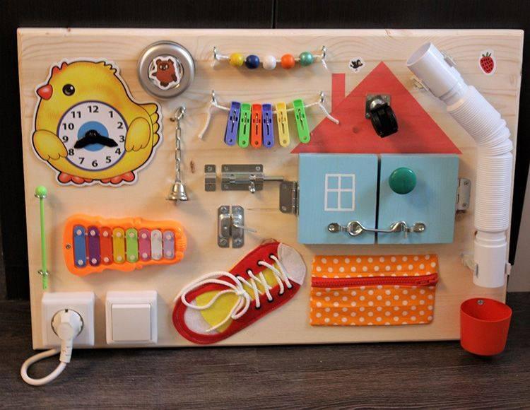 Сенсорные коробки для детей от 6 месяцев до 2 лет своими руками – жили-были
