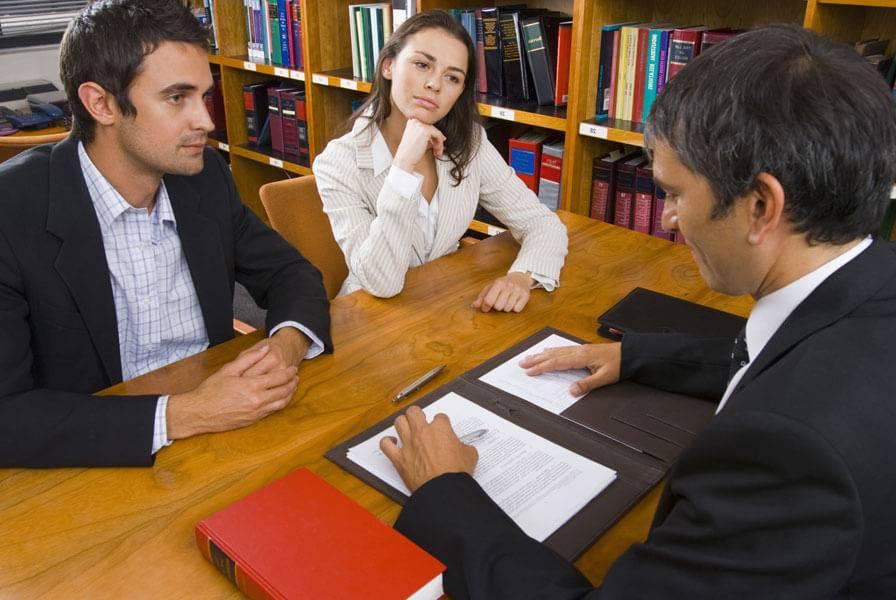 Юридическая помощь по семейным делам и спорам - москва