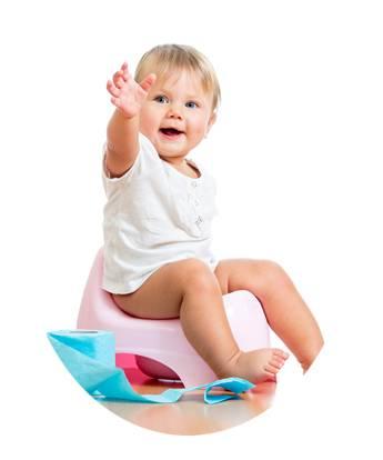 Как приучить ребенка пользоваться горшком     материнство - беременность, роды, питание, воспитание