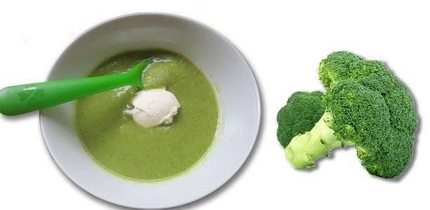 Как приготовить брокколи для первого прикорма: рецепты и польза