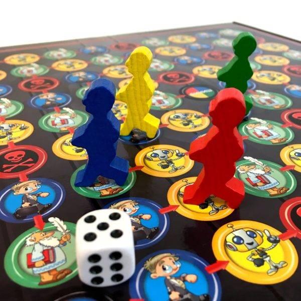 27 лучших настольных игр для детей