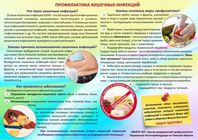 Ротавирус: симптомы, лечение