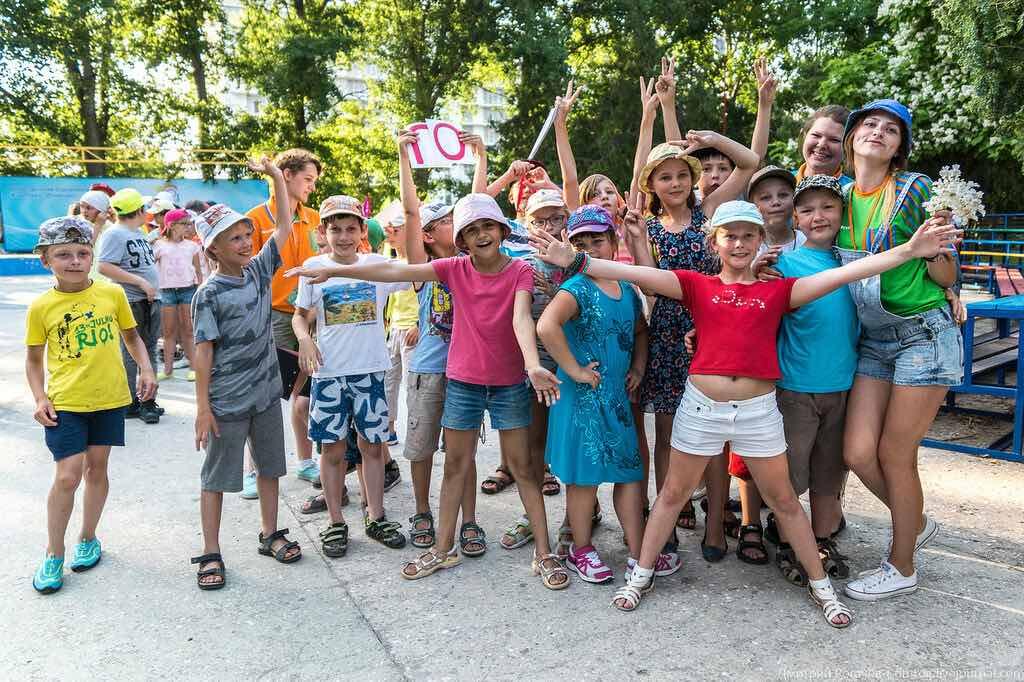 Анапа: интересные детские лагеря