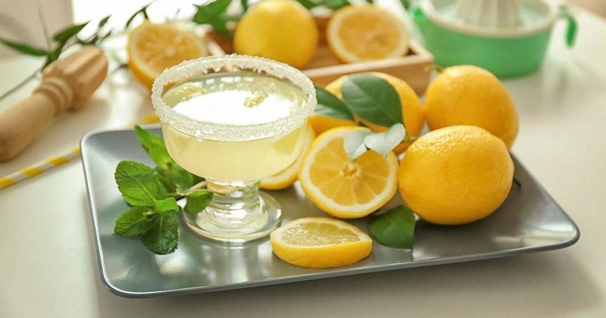 C какого возраста можно давать ребенку лимон? ~