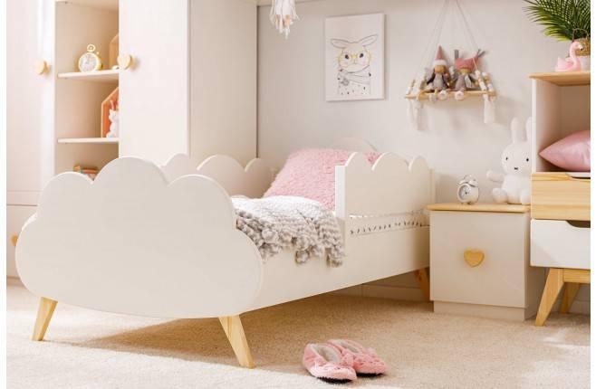 Детская мягкая кровать