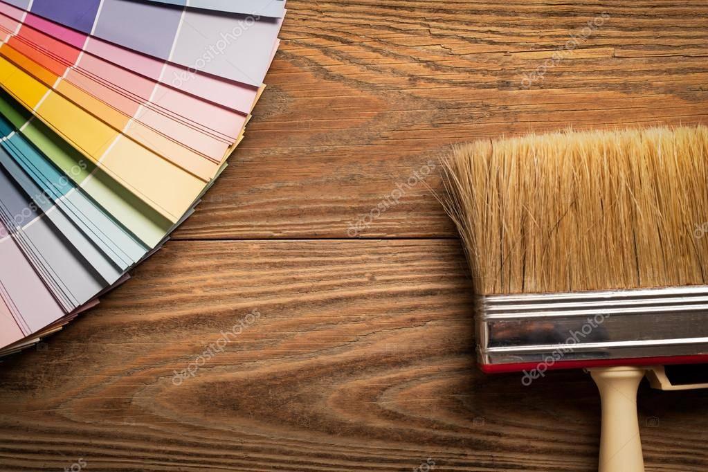 Какую палитру выбрать для живописи маслом?