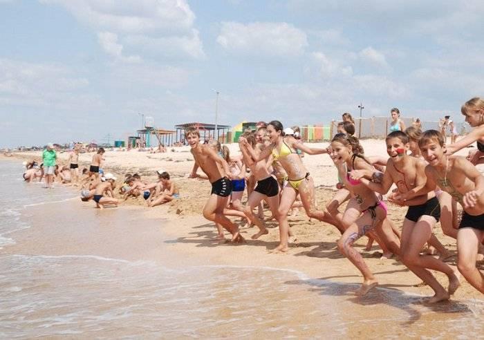 Отдых с детьми на азовском море: где лучше отдохнуть в крыму, отзывы