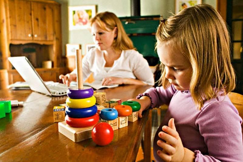 Развитие внимания у детей и подростков