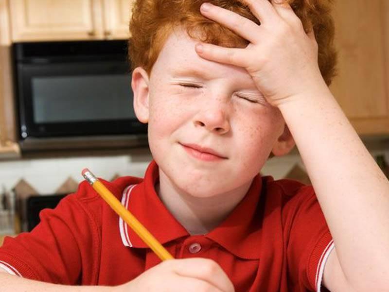 Что делать, если у ребенка плохая память