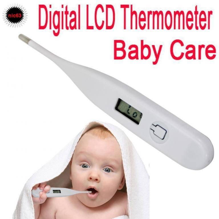 8 лучших термометров для детей