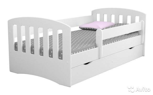 Детская кровать с бортиками, как выбрать практичную модель