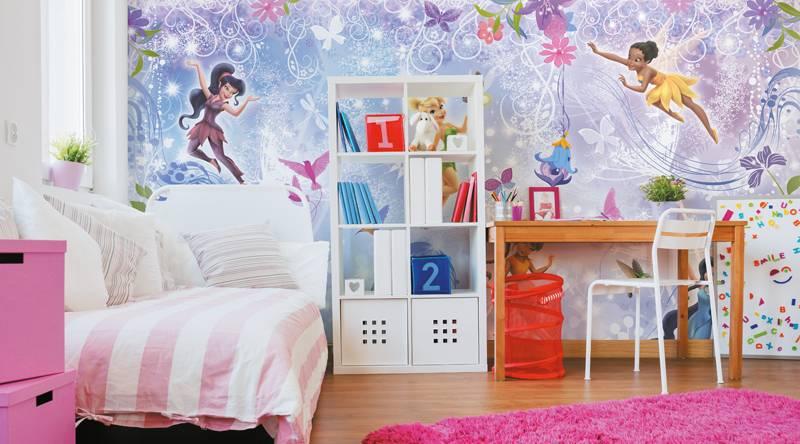 Детские 3д обои на стену: фото с идеями расцветок и тематик