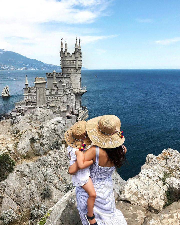 Отдых в крыму с детьми: куда пойти погулять с малышами и подростками