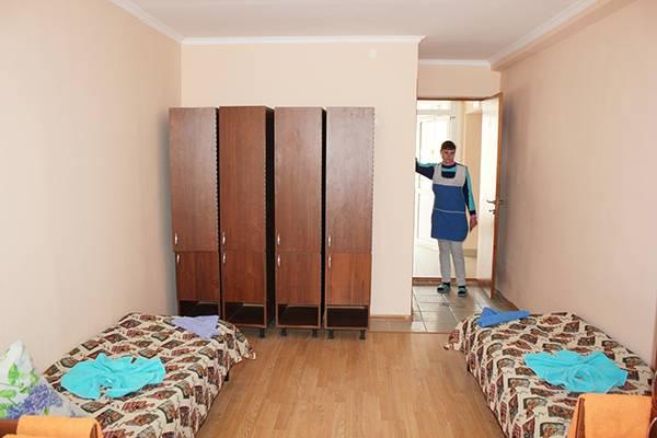 Детский лагерь (санаторий) «жемчужина россии» в анапе