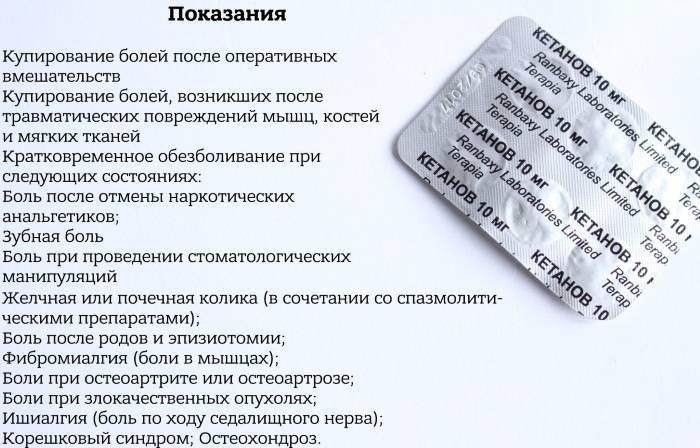 Таблетки от зубной боли – быстрые и эффективные