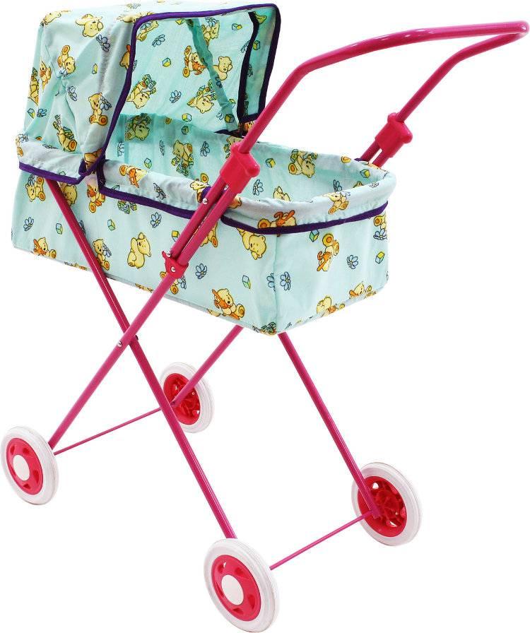 Топ-7 лучших детских колясок для кукол: трансформеры, люльки, 2в1 и другие