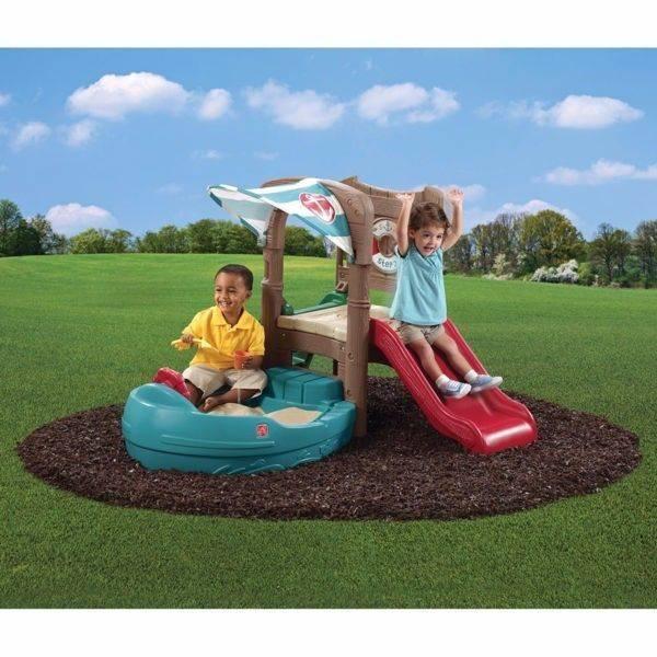 Песочница с крышкой для ребенка