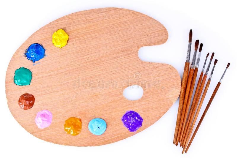 Из чего производятся краски для рисования: можно ли изготовить своими руками
