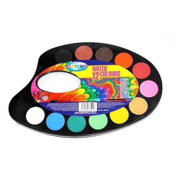 Палитра красок для волос: все профессиональные и масс-маркет