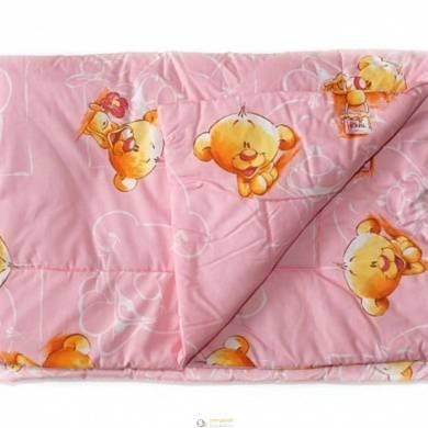 Какое одеяло выбрать для ребенка: особенности материала и размеры