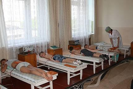 Евпаторийский детский клинический санаторий министерства обороны, едкс мо