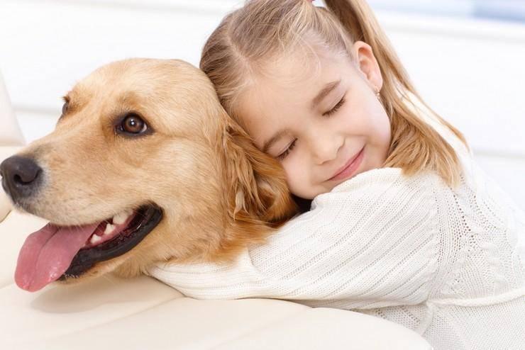 Домашние животные для детей: их значение в развитии ребенка