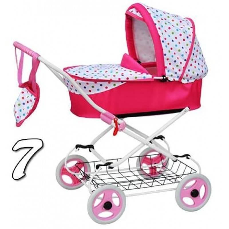 10 лучших колясок для куклы
